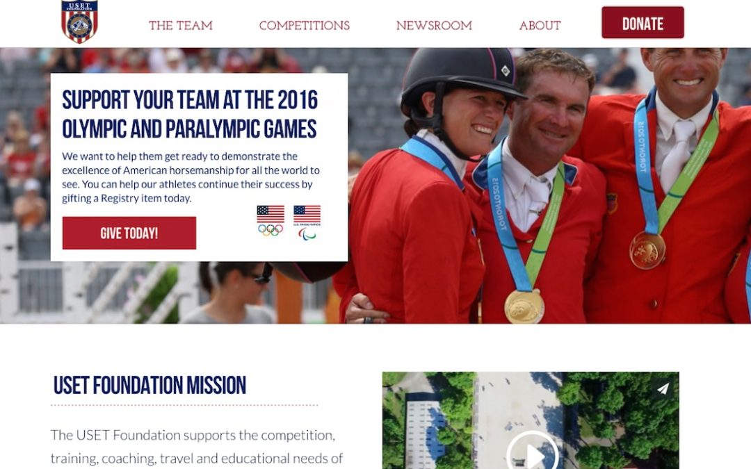United States Equestrian Team Foundation